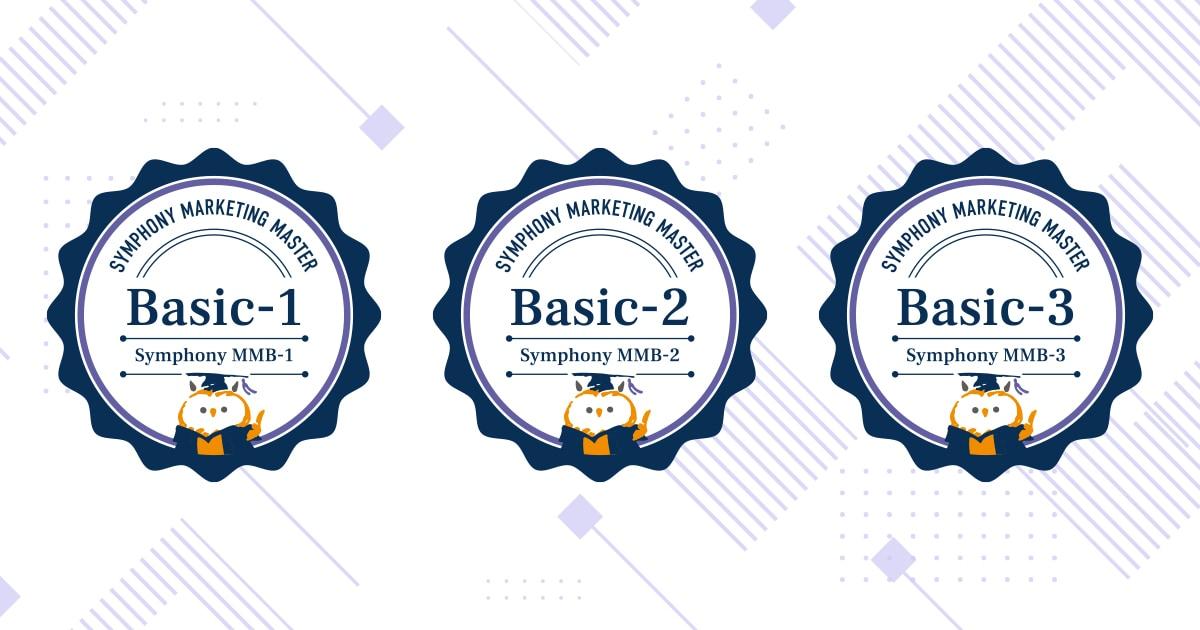BtoBマーケティングを基礎から学ぶ研修プログラム Symphony Marketing Master Basic