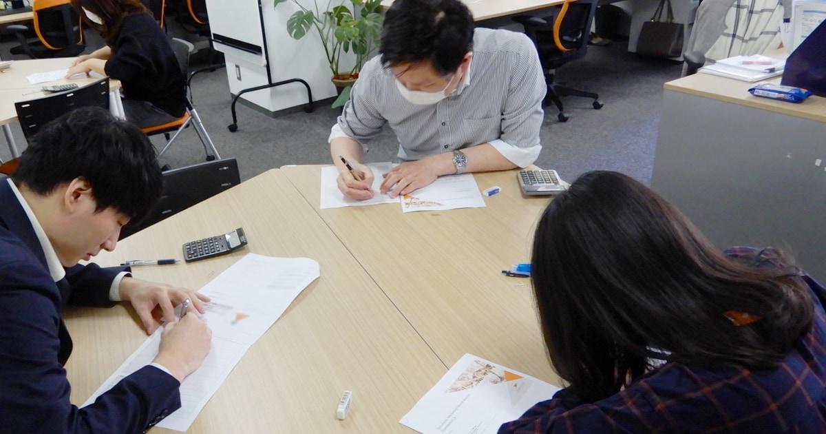 社員がテストを受けてみた!マーケティング教育研修プログラム「Symphony Marketing Master」